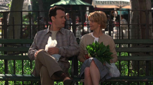 you've got mail bench